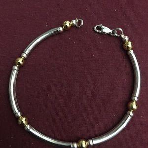 "Sterling Silver Bracelet 8.5"""